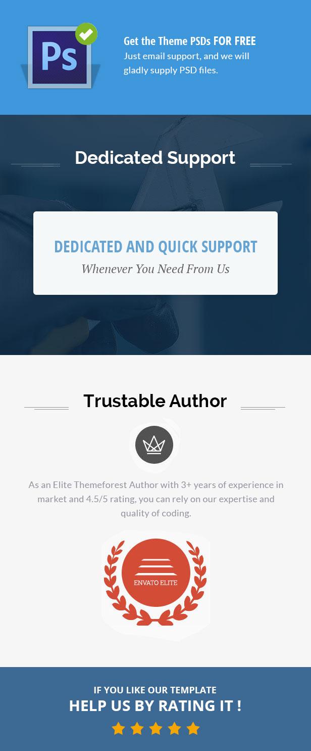 Plumbing Spl - Plumber WordPress Theme - 3